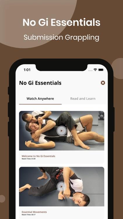 No Gi Essentials