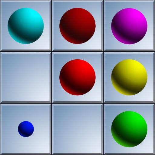 Цветные линии - Color Balls