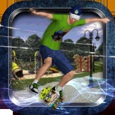 史诗无尽滑板游戏:最佳运动滑冰游戏