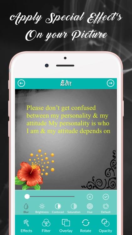 Quote Creator IQuote By Hiren Merja Adorable Quote Creator