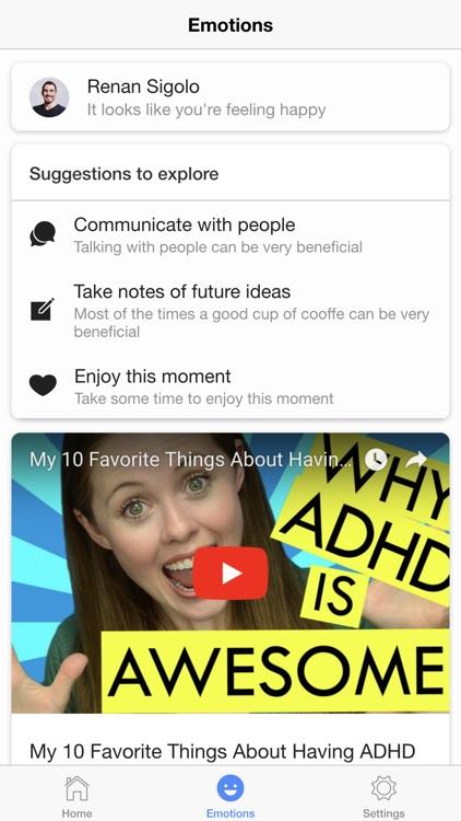 My ADHD
