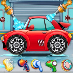 Car Wash and Restoration Games
