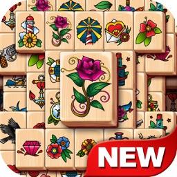 Mahjong Solitaire: Match Tiles