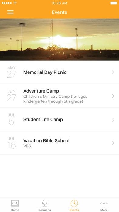 Westside App screenshot 3