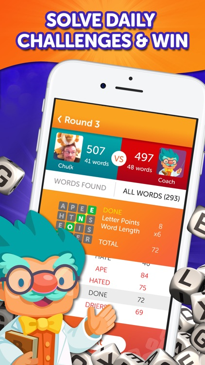 Boggle With Friends: Word Game screenshot-2