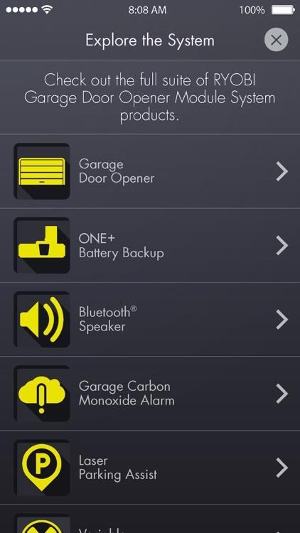 GDO System™ screenshot-3