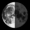 De schijngestalten van de maan