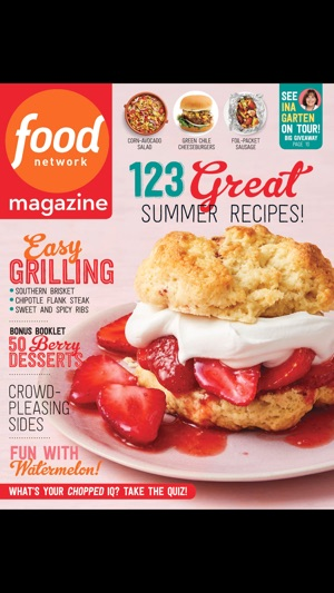 Food network magazine us on the app store screenshots forumfinder Gallery