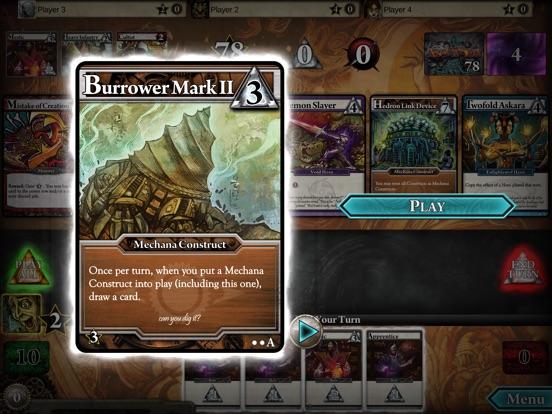 Screenshot #4 for Ascension: Deckbuilding Game