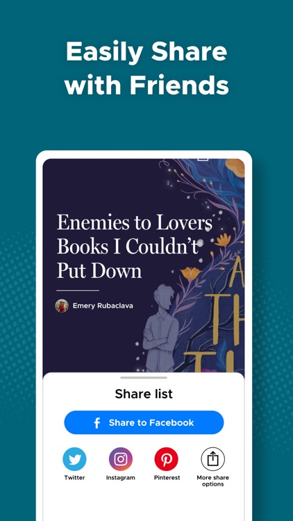 Likewise: Movie, TV, Book Recs screenshot-7