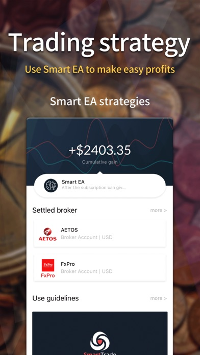 ForexTrading-Forex & CFDs Screenshot on iOS
