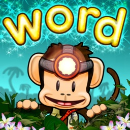 Monkey Word School Adventure
