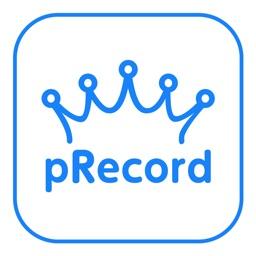 パチンコパチスロ収支管理小役カウンターのpRecord