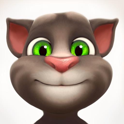 Говорящий кот Том - Talking Tom Cat