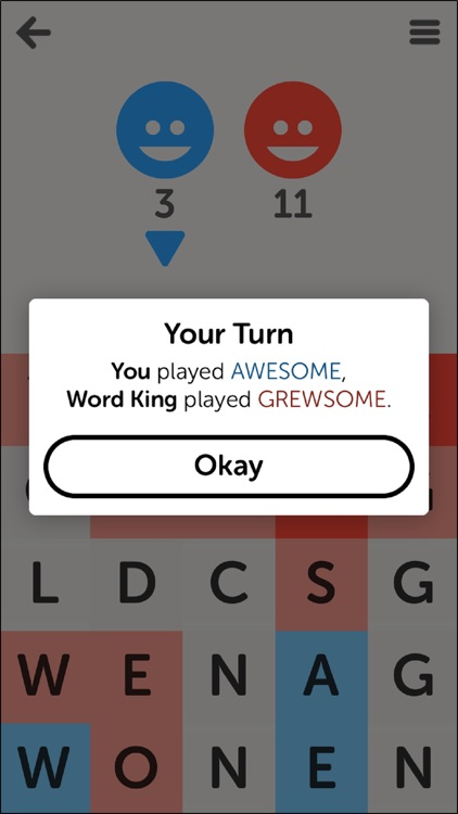 Letterpress – Word Game screenshot-1