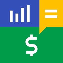 Ícone do app Mobills Finanças Pessoais