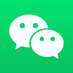 Ícone do app WeChat