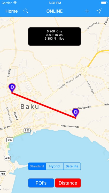 Baku (Azerbaijan) – Travel screenshot-3