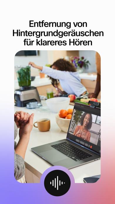 Cisco Webex MeetingsScreenshot von 2
