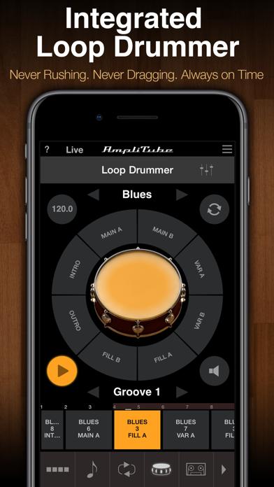 AmpliTube Screenshots