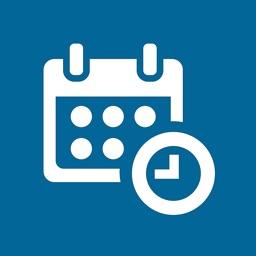 RecallCue Dementia Day Clock