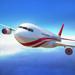 模擬飛行飞行员 3D