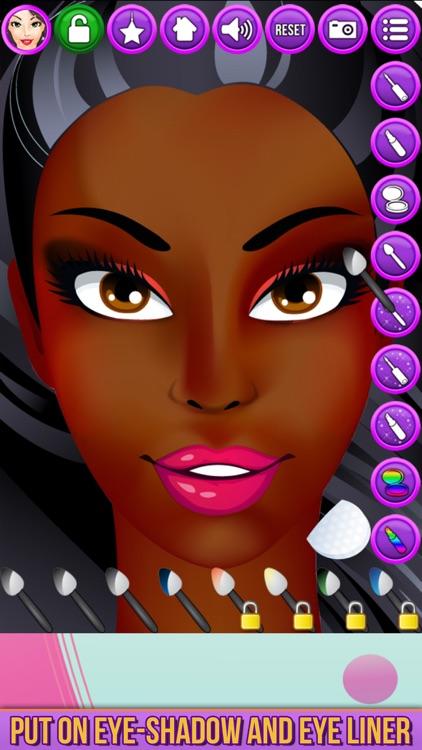Makeup Touch Style Studio screenshot-4
