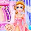 婚礼沙龙 - 女孩子们的化妆 、化妆换装游戏