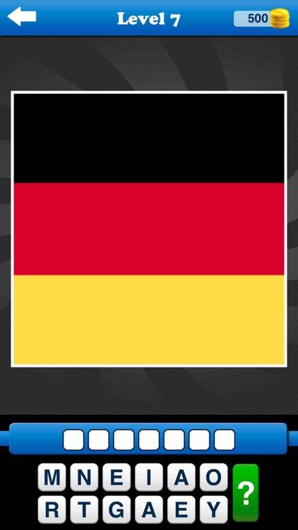 Guess the Flag Quiz World Game screenshot-3