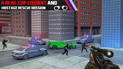 Bank Robbery 3D Police Escape-2