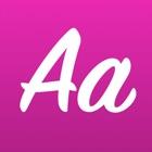 Fonts App Keyboard