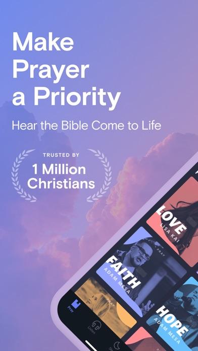 Pray.com: Prayer, Sleep, Bible Screenshot