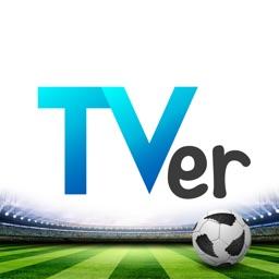 民放公式テレビポータル「TVer(ティーバー)」のサムネイル画像