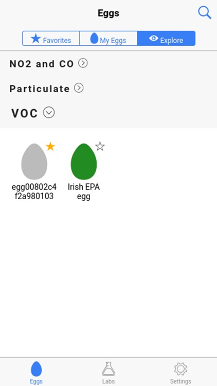 Air Quality Egg