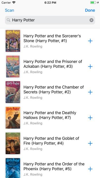 Stacks – A Modern Reading List screenshot-3