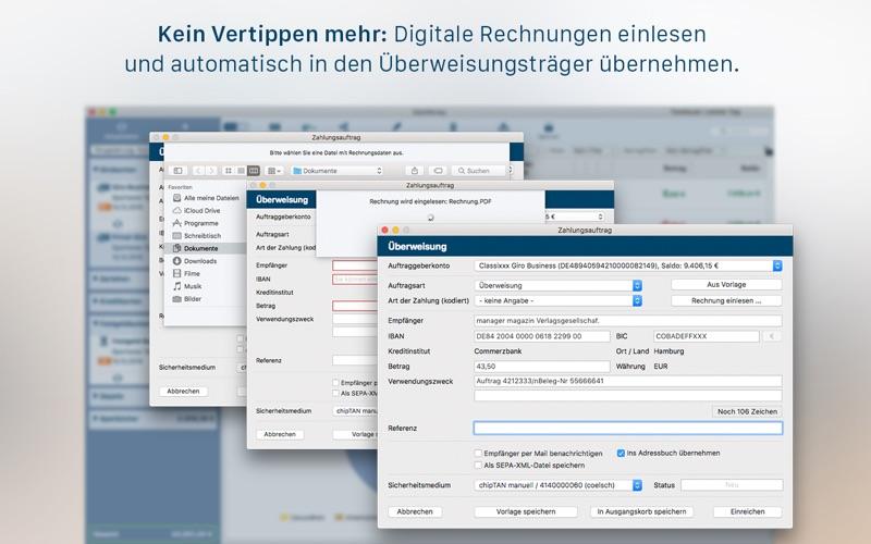 StarMoney - Sicheres Banking und Finanzmanagement for Mac