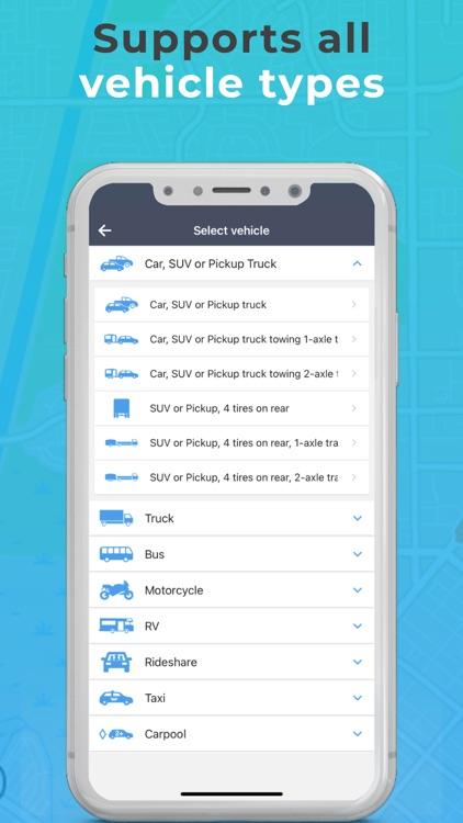 Toll & Gas Calculator TollGuru screenshot-4