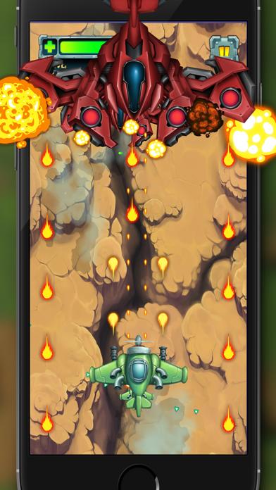 Iron Sky Force - Spaceship war screenshot 3