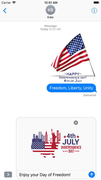 4th of July...Independence Day screenshot 5