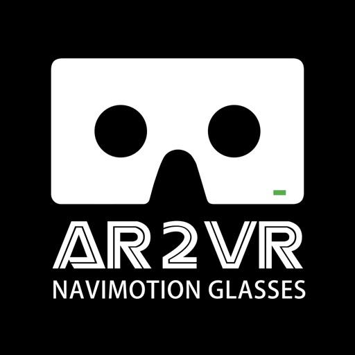 AR2VR導覽眼鏡(Cardboard)