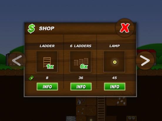 Screenshot #4 for Treasure Miner Lite - 2d gem