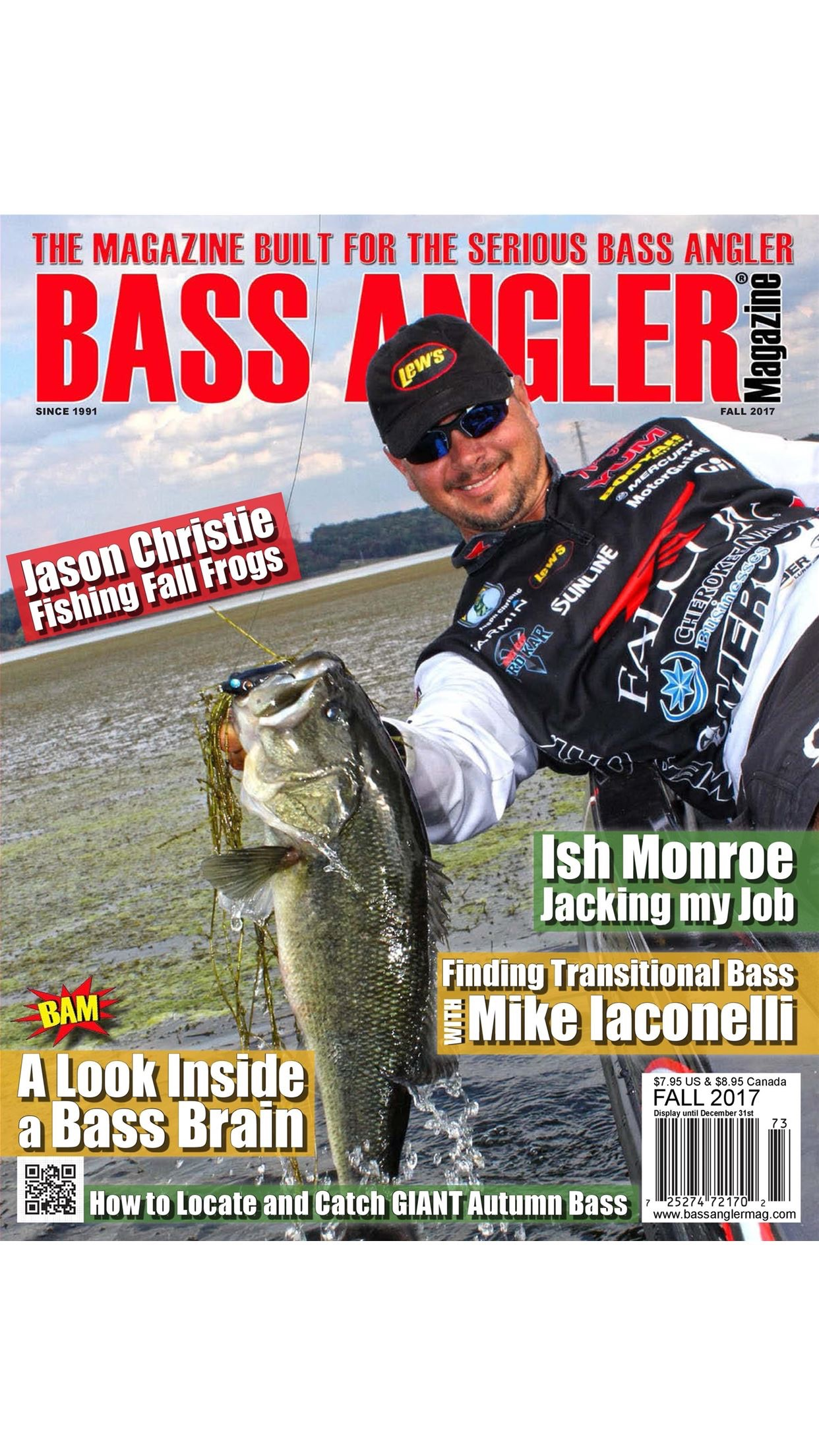 Bass Angler Magazine Screenshot
