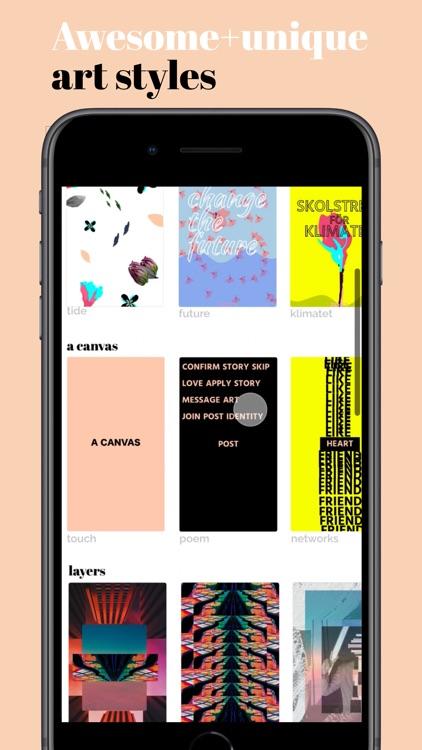 makeArt: art at tap speed screenshot-5