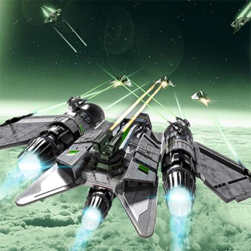 HAWK: Airplane Fighter jet sky