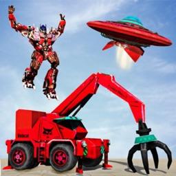 Grand Excavator Robot  Games