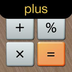 Calculator Plus - Full Screen
