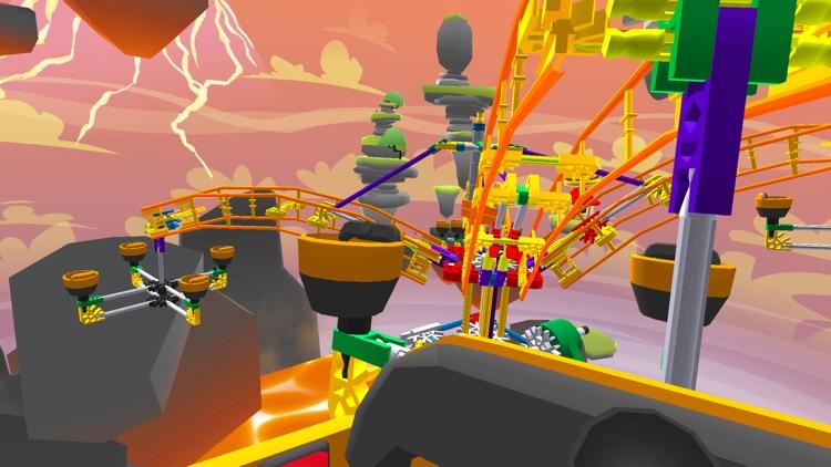 K'NEX Ride It! - VR screenshot-3