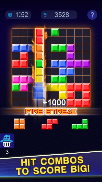 Block Blitz: Skillz Puzzle Win screenshot-4