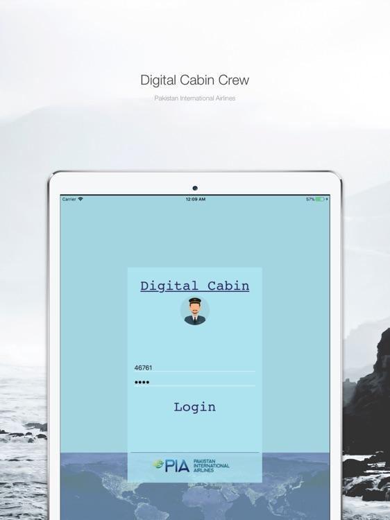 Digital Cabin Crew