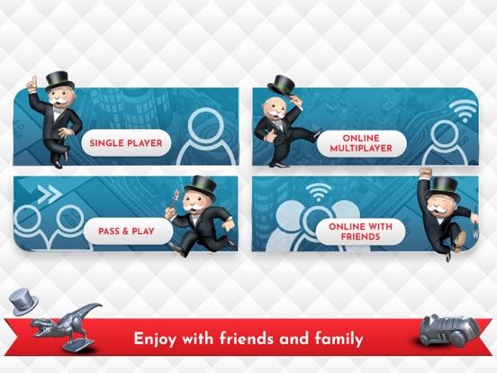 Monopoly iPad app afbeelding 3